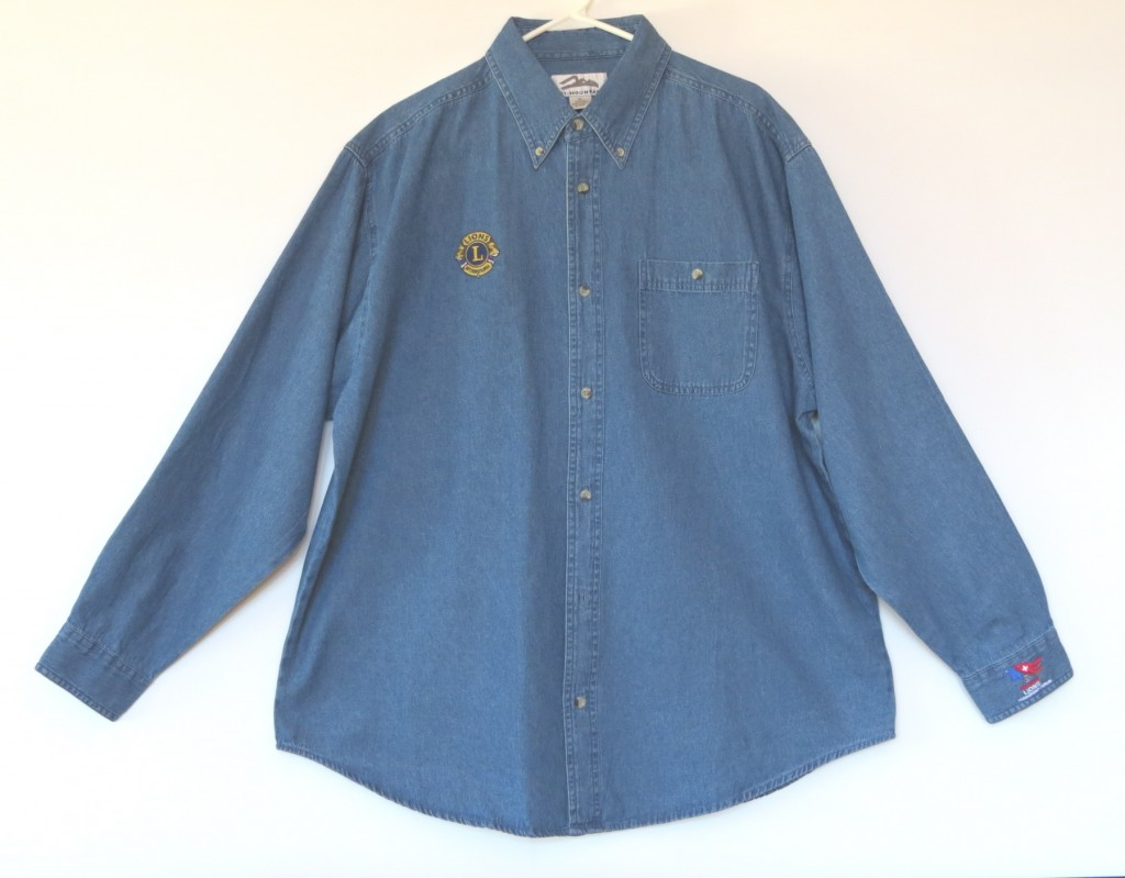 Shirt Denim LS