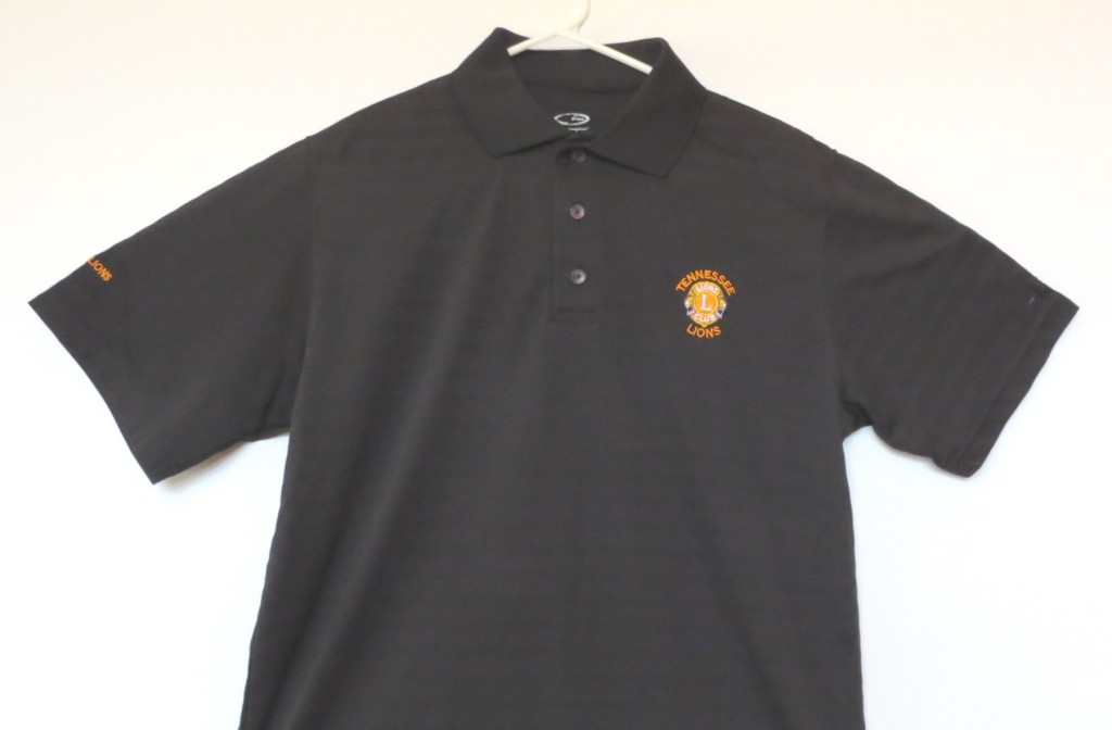 Black Polo SS Quickdry