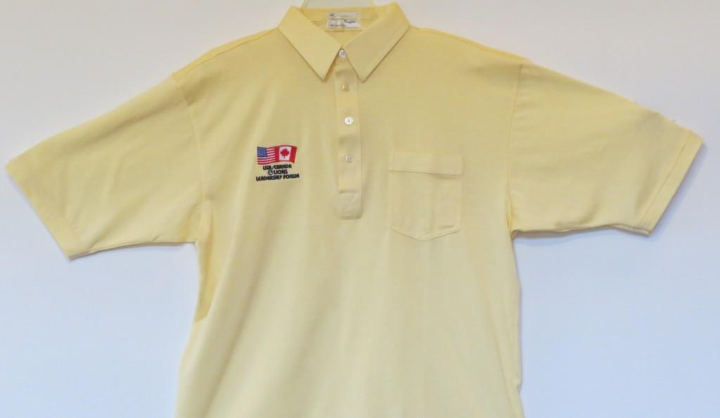 Yellow Golf SS